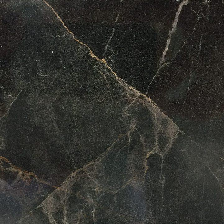 Столешница Мрамор марквина черный 38 мм.