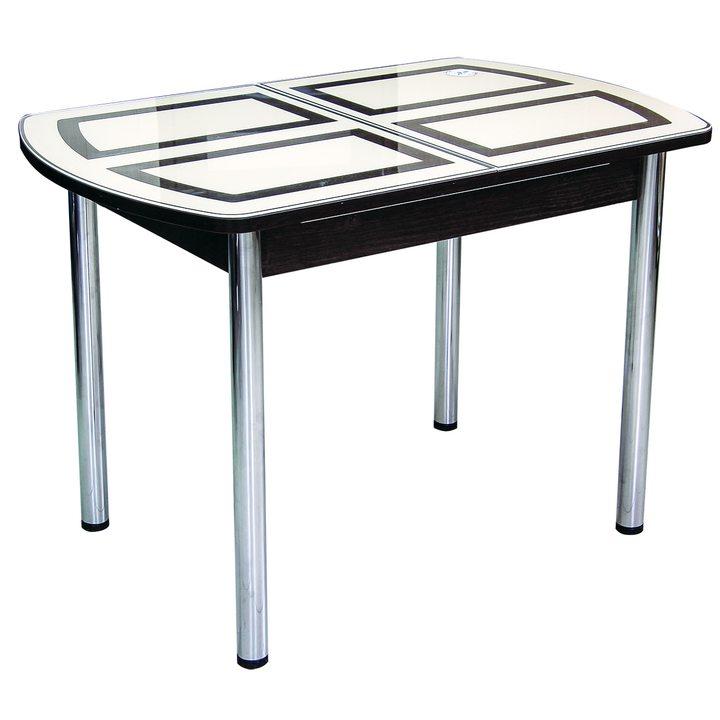 Стол из хрома Асти 01 Р
