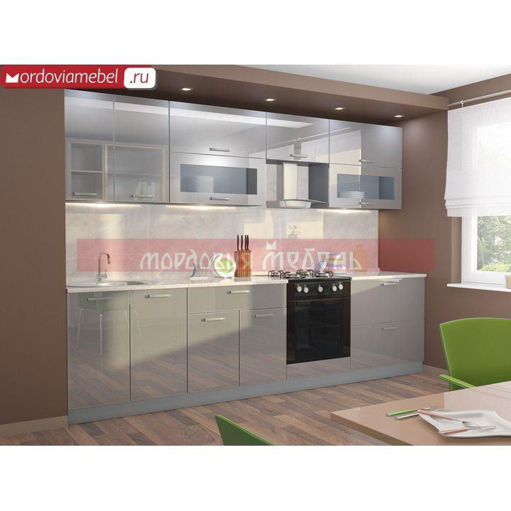 Кухонный гарнитур Ашо 075