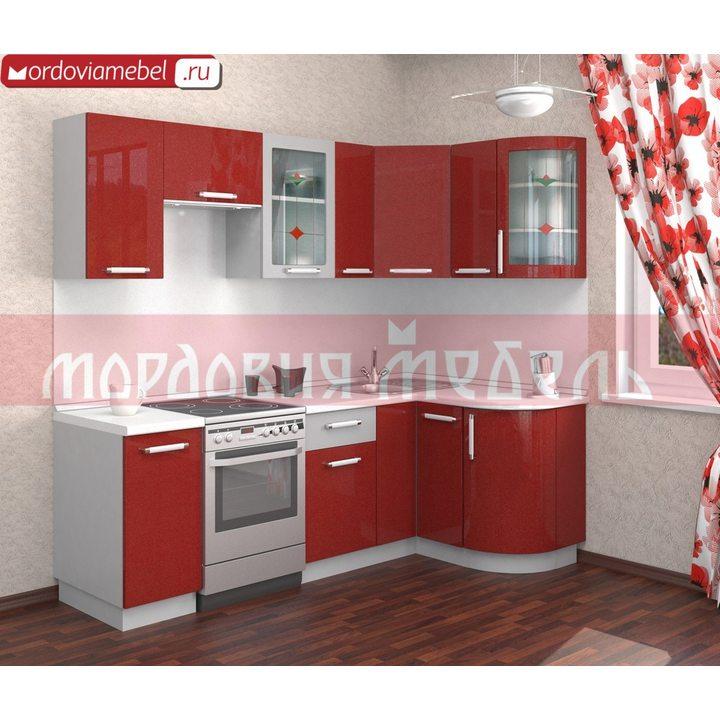 Кухонный гарнитур Чилисема 051