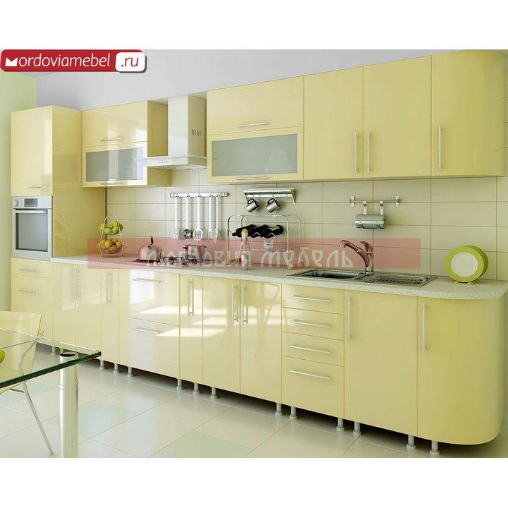 Кухонный гарнитур Чилисема 043