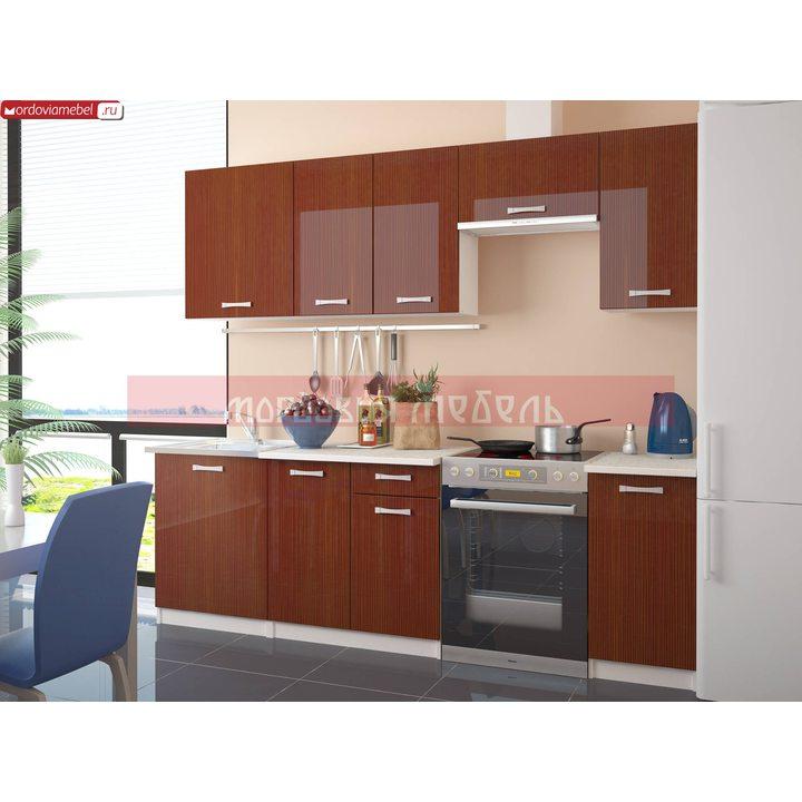 Кухонный гарнитур Чилисема 010