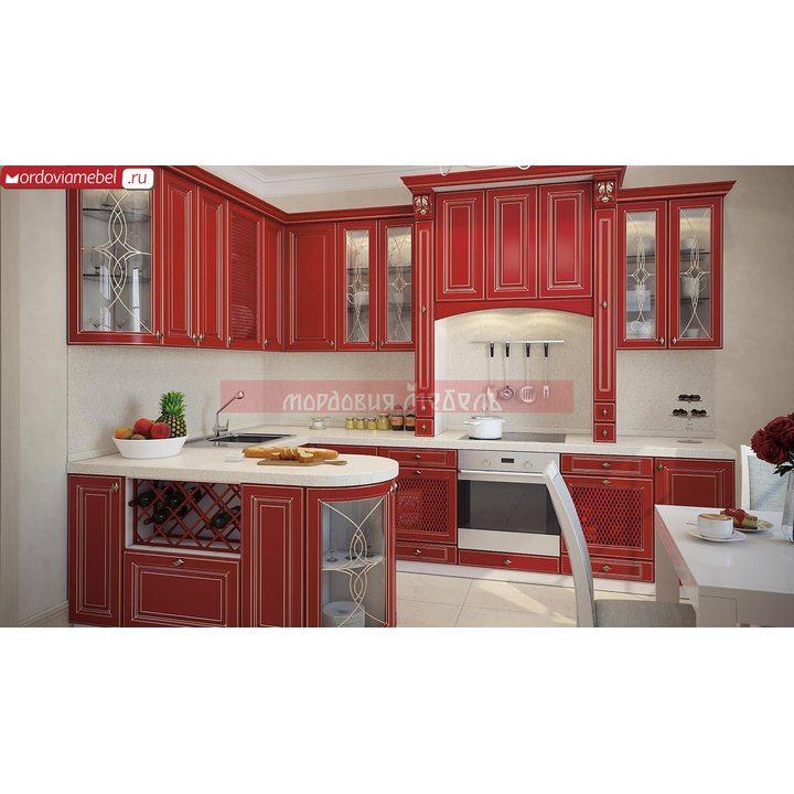 Кухонный гарнитур Чилисема 067