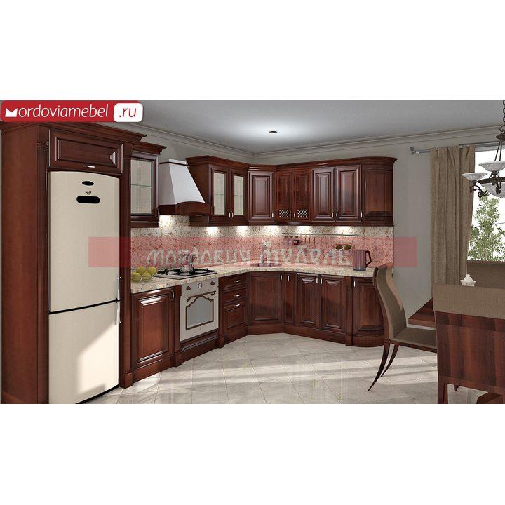 Кухонный гарнитур Чилисема 135