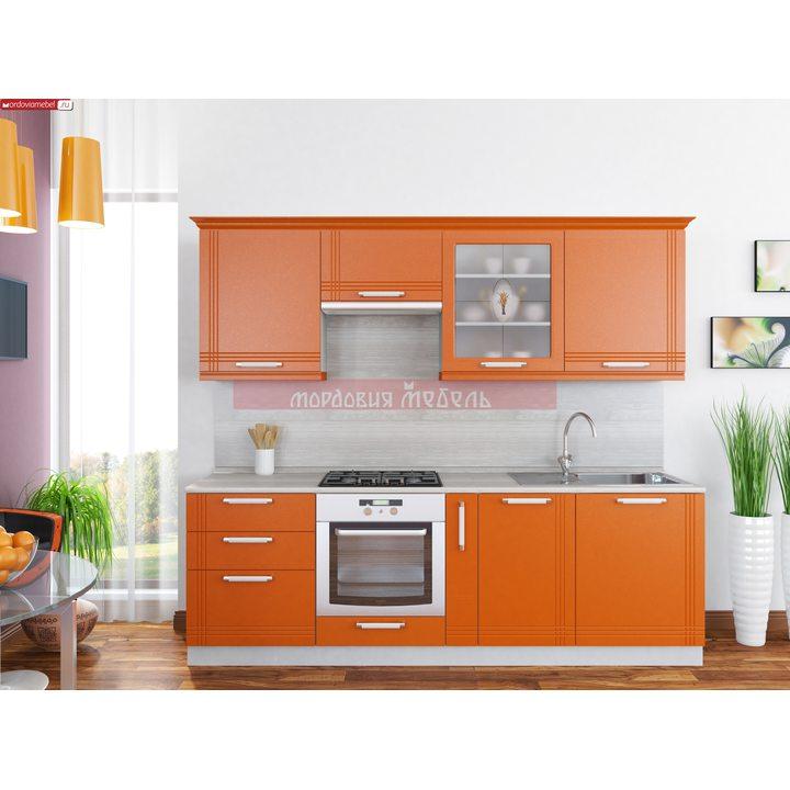 Кухонный гарнитур Чилисема 044