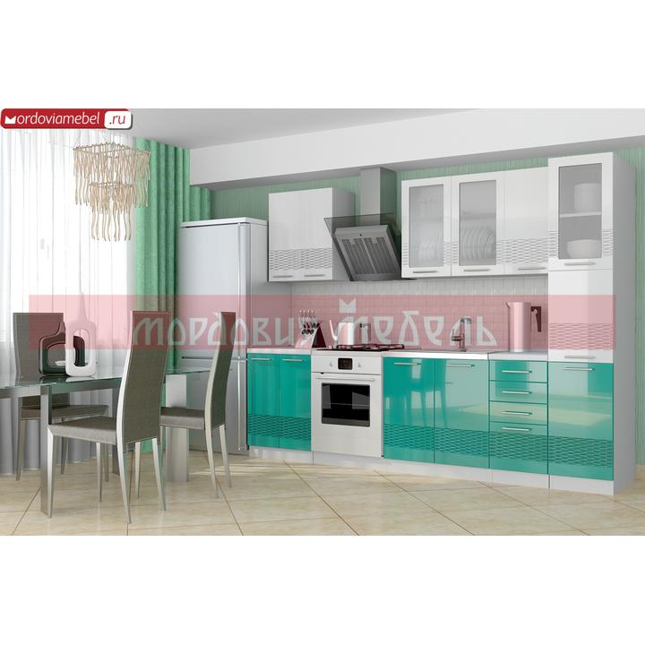 Кухонный гарнитур Чилисема 025