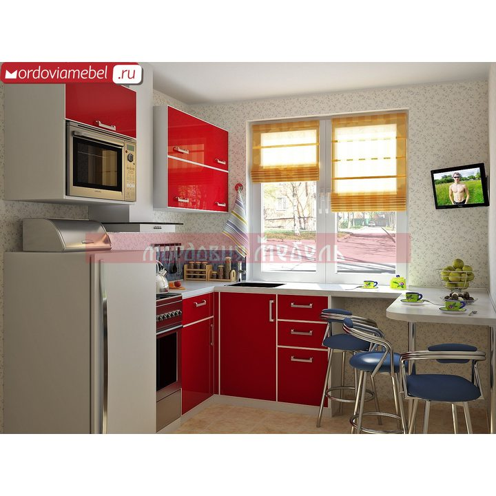 Кухонный гарнитур Чилисема 034