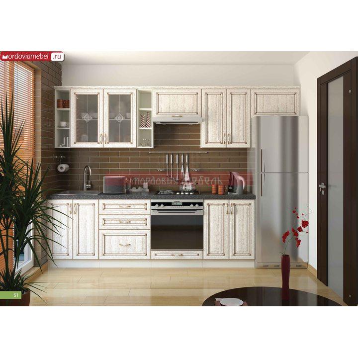 Кухонный гарнитур Ашо 002