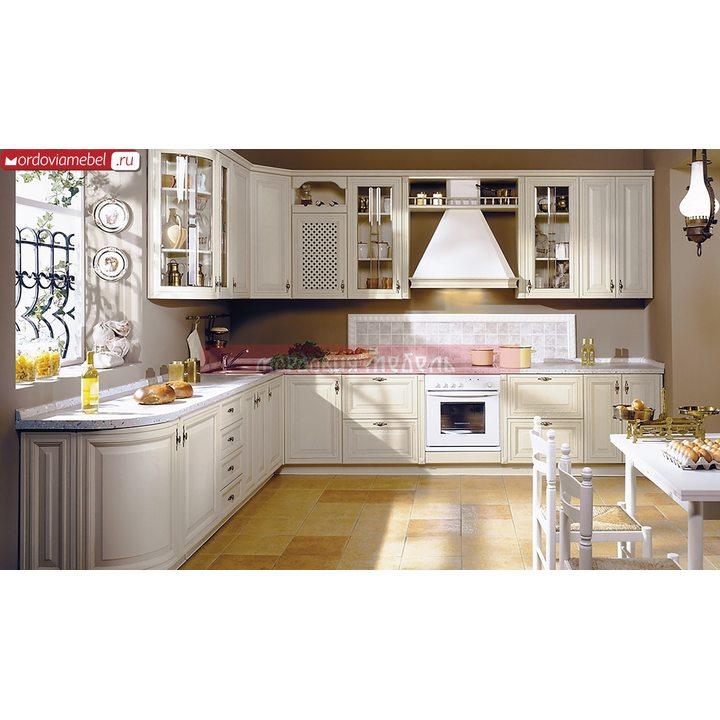 Кухонный гарнитур Ашо 074
