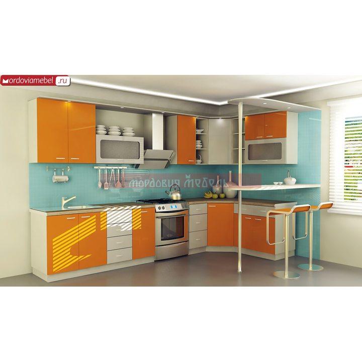 Кухонный гарнитур Чилисема 041