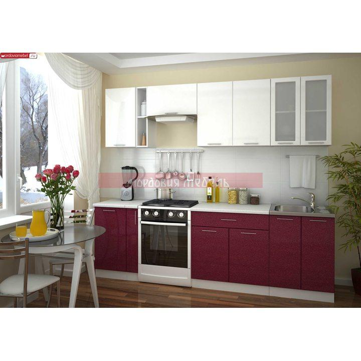 Кухонный гарнитур Чилисема 012