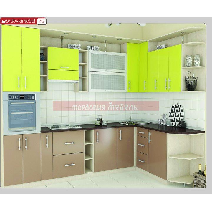 Кухонный гарнитур Чилисема 107