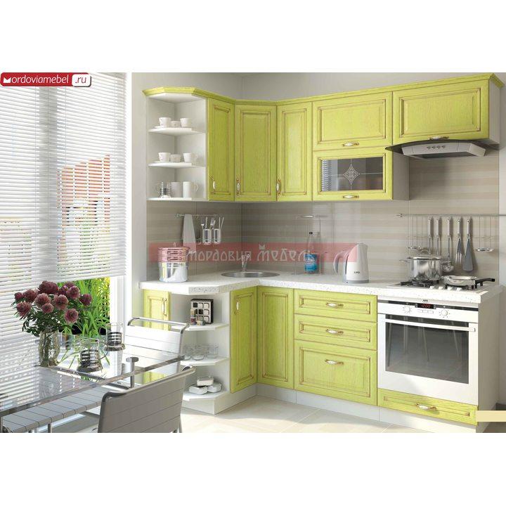 Кухонный гарнитур Чилисема 019