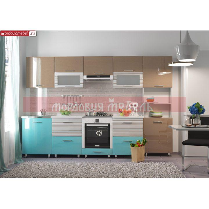 Кухонный гарнитур Чилисема 093