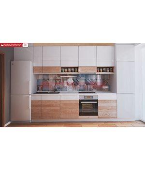Кухонный гарнитур Ашо 140