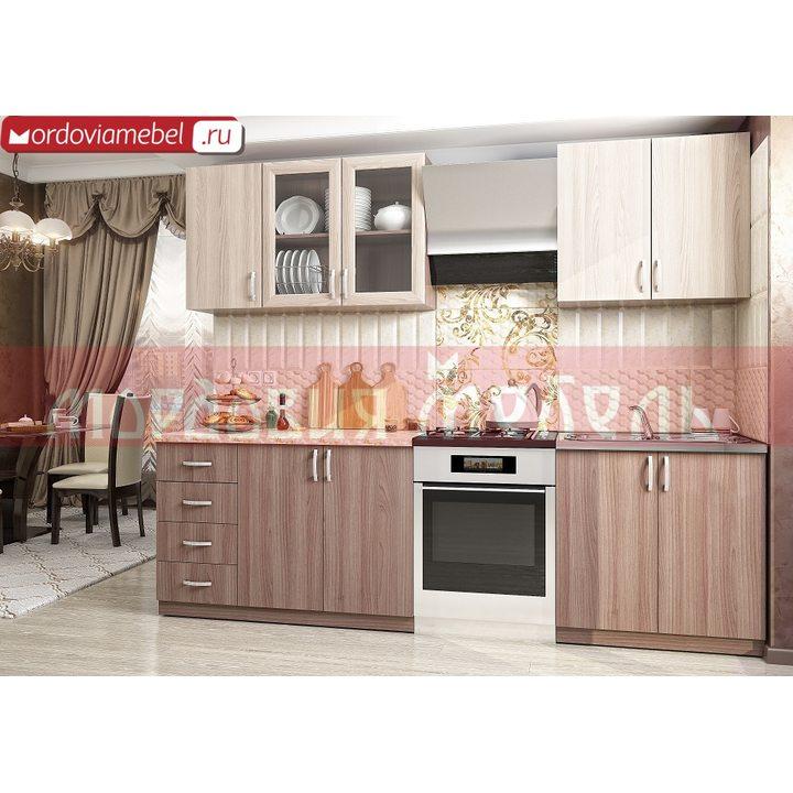 Кухонный гарнитур Чилисема 026