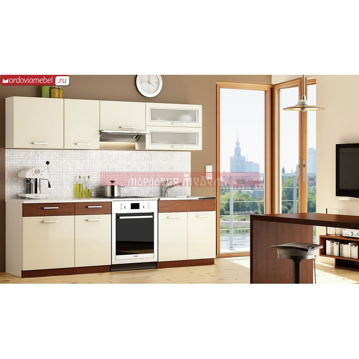 Кухонный гарнитур Ашо 054