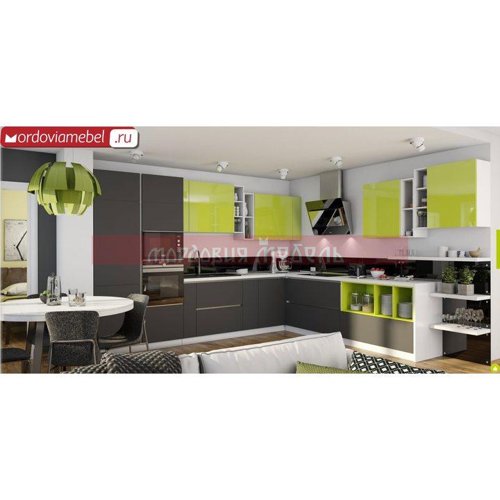 Кухонный гарнитур Чилисема 046