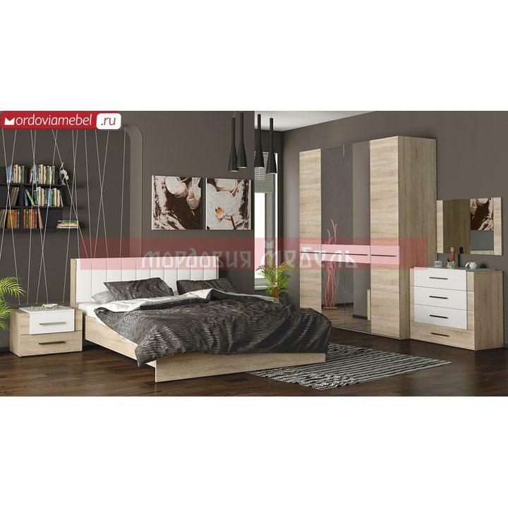 Спальный гарнитур Тердема 015