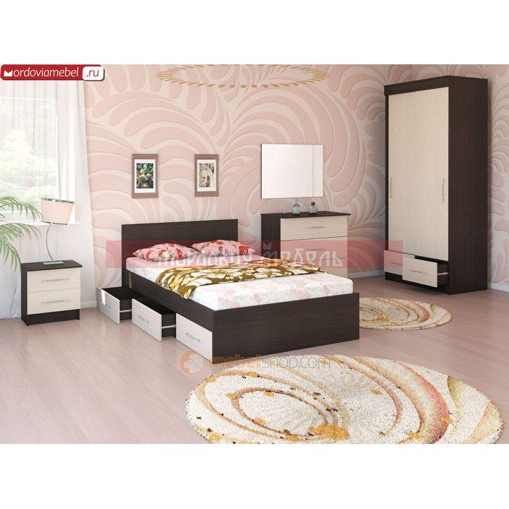 Спальный гарнитур Тердема 049