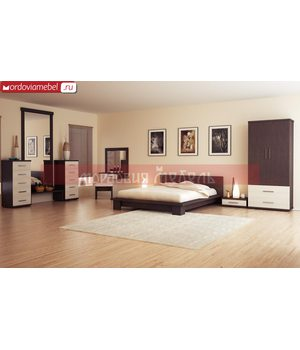 Спальный гарнитур Тердема 040
