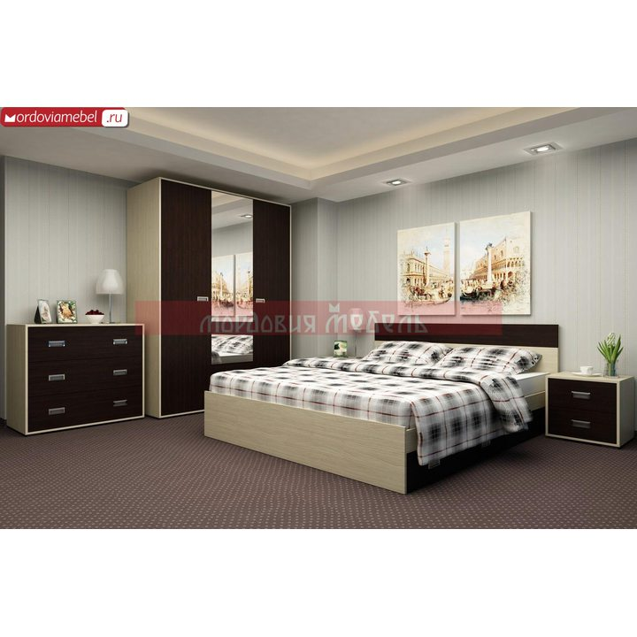 Спальный гарнитур Тердема 008