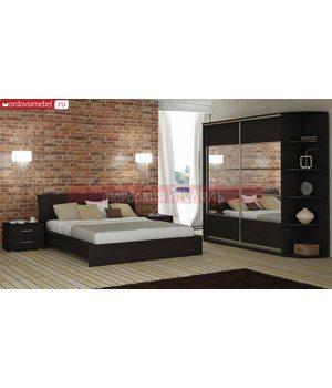 Спальный гарнитур Тердема 016