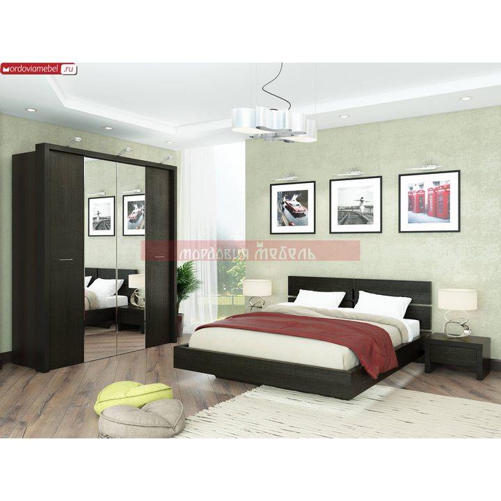 Спальный гарнитур Тердема 011