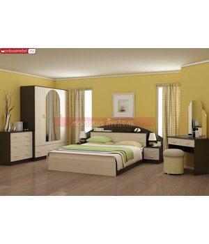 Спальный гарнитур Тердема 030