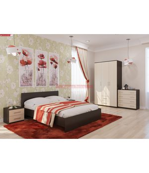 Спальный гарнитур Ойме 031