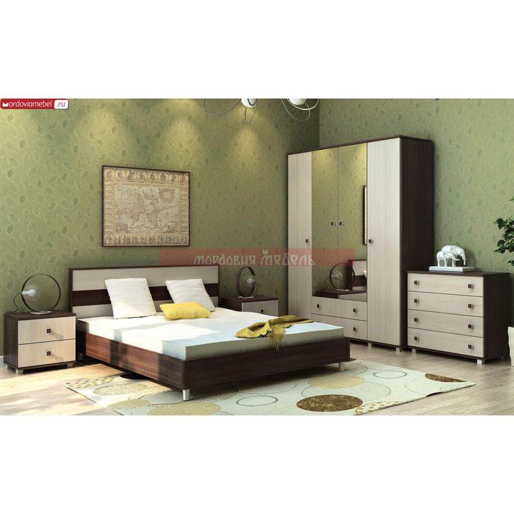 Спальный гарнитур Тердема 006