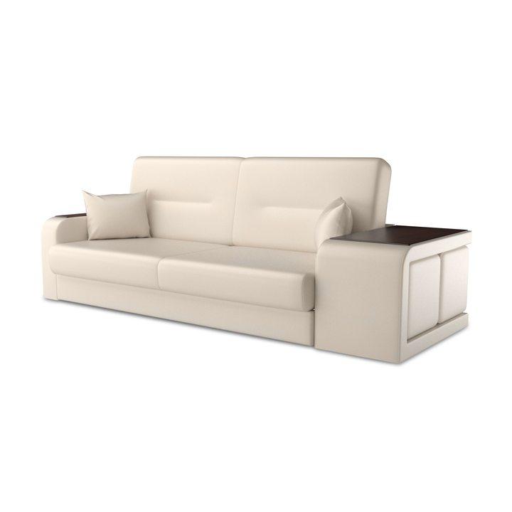 Прямой диван Луиза со столиком