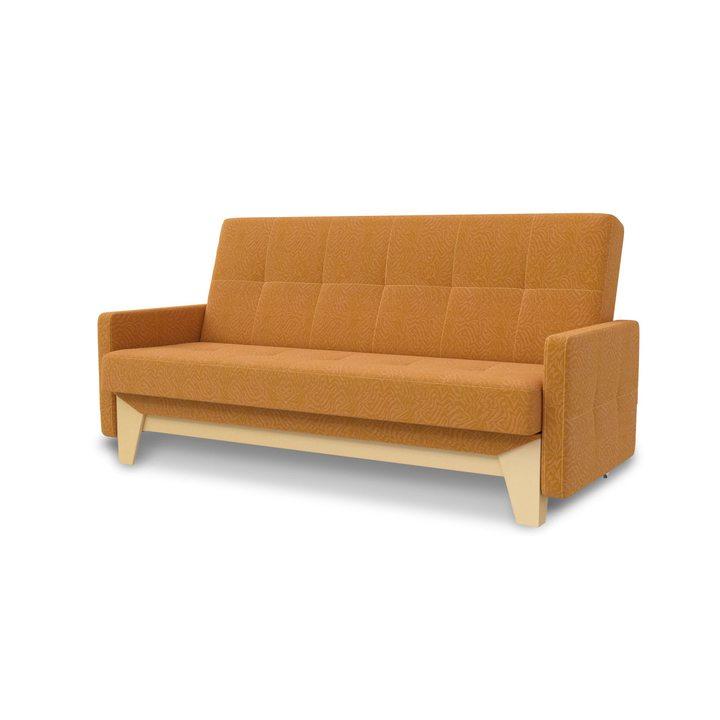 Прямой диван Микс с каретками