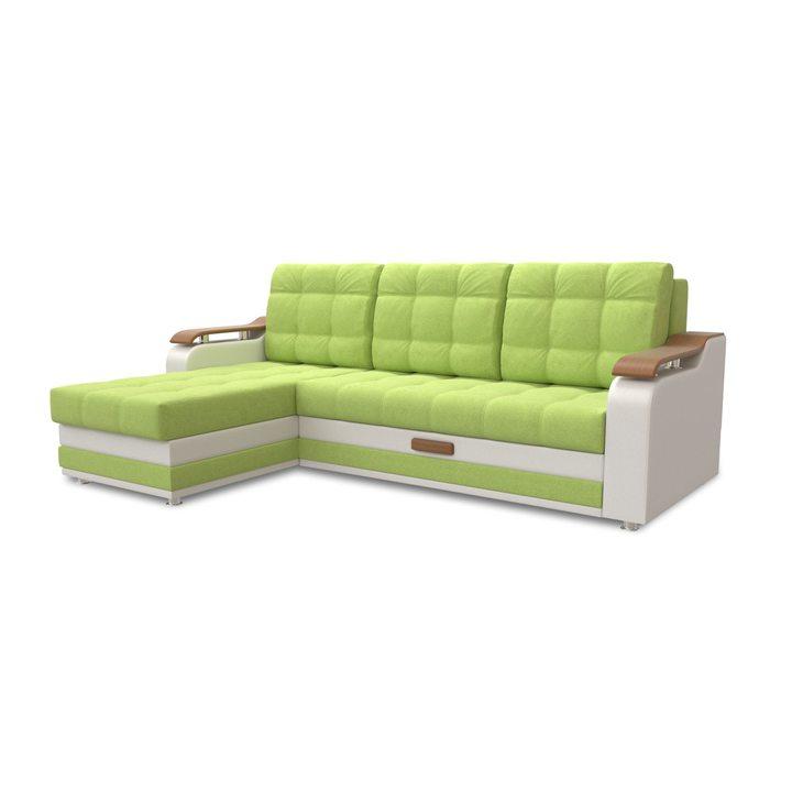 Угловой диван Манго Б с оттоманкой