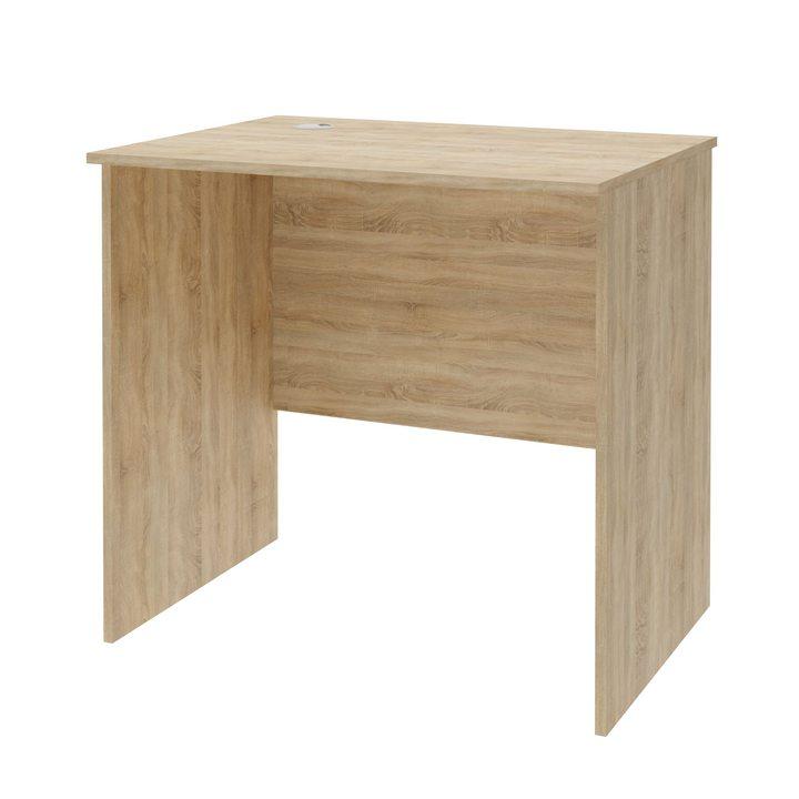 Менель Письменный стол 0,8 м, ЛДСП дуб сонома
