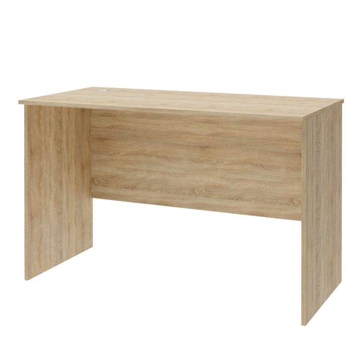 Менель Письменный стол 1,2 м, ЛДСП дуб сонома