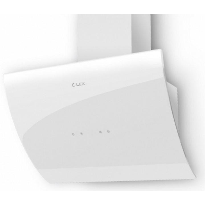 Кухонная вытяжка LEX PLAZA 600 WHITE