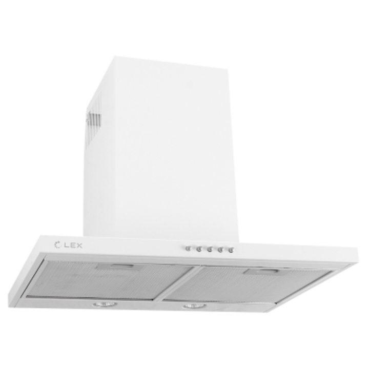 Кухонная вытяжка LEX T 600 WHITE