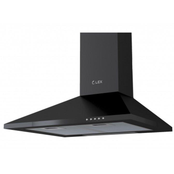 Кухонная вытяжка Lex BASIC 500 BLACK
