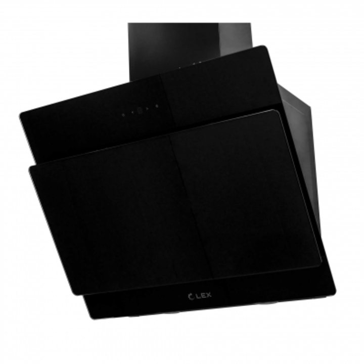Кухонная вытяжка Lex Glass 600 Black