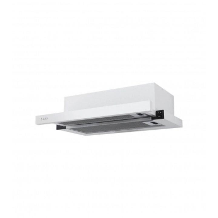 Кухонная вытяжка LEX HUBBLE 600 WHITE