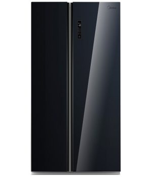 Холодильник Midea MRS518SFNGBL